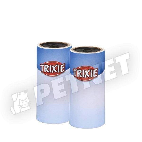 Trixie Szőrfelszedőhenger utántöltő 2x60db