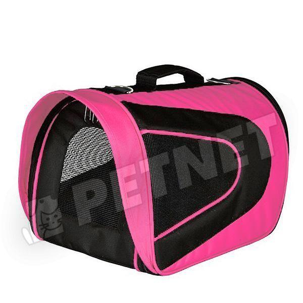 Trixie Alina Pink szállítótáska 22x23x35m - vállra akasztható ... 0bf9eb6fc7