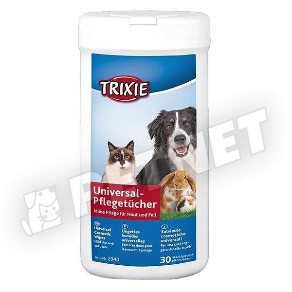 Trixie Univerzális Tisztító Törlőkendő 30db