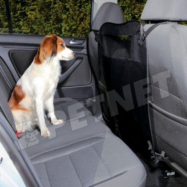 Trixie Car Safety térelválasztó autóba zsebekkel