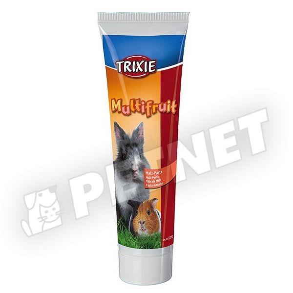 Trixie Multifruit Malt Szőroldó paszta rágcsálóknak 100g