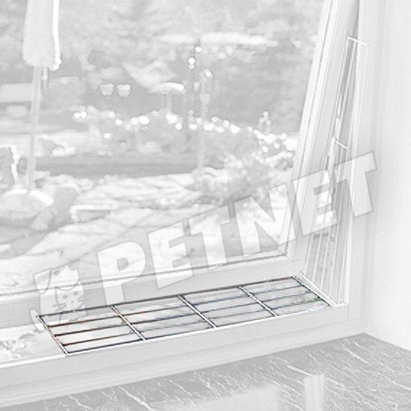Trixie Fektetett rács elem nyitott bukóablakokhoz