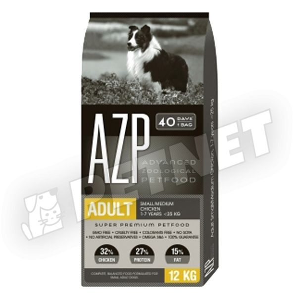 AZP Adult All Breed Poultry 12kg