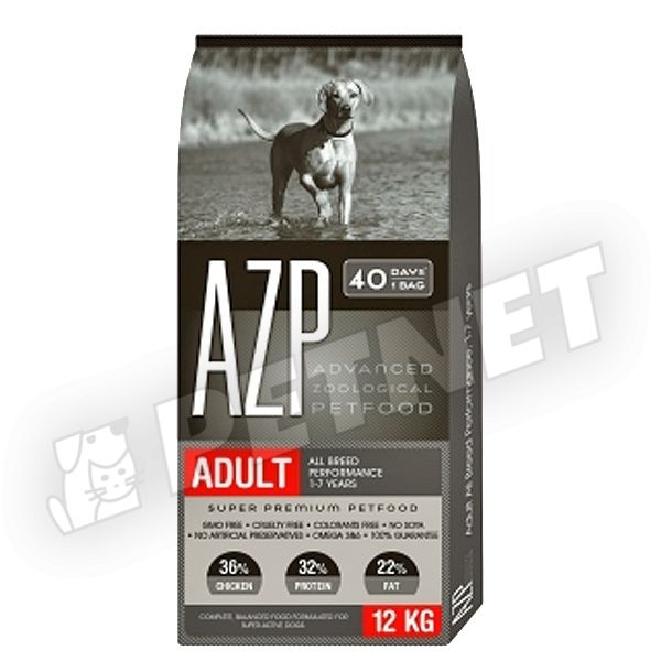 AZP Adult All Breed Performance 12kg