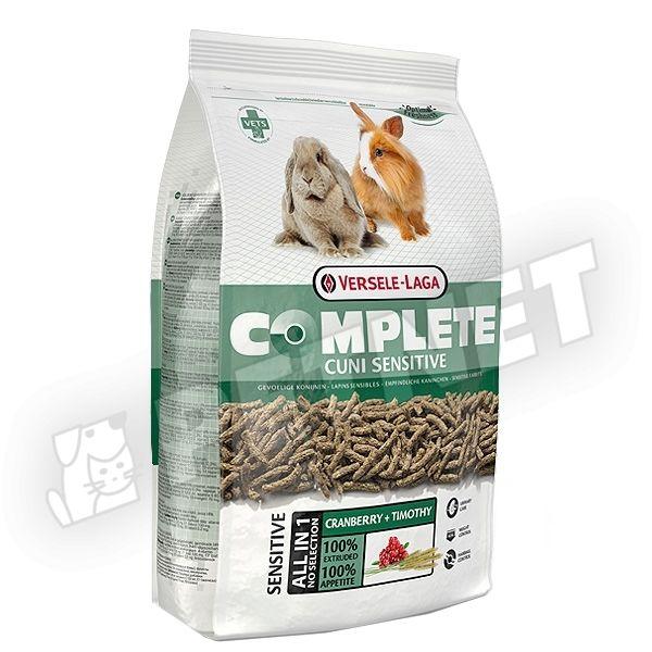 Versele-Laga Cuni Complete Sensitive nyúleledel 1,75kg