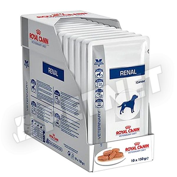 Royal Canin Renal Canine 12x150g