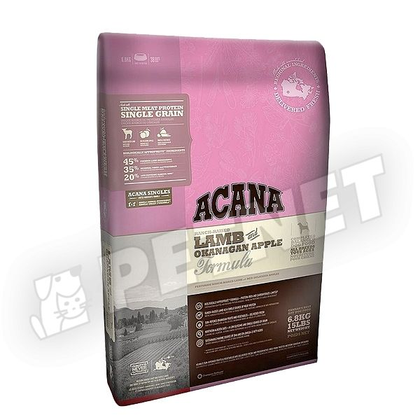 Acana Grass Fed Lamb 11,4kg
