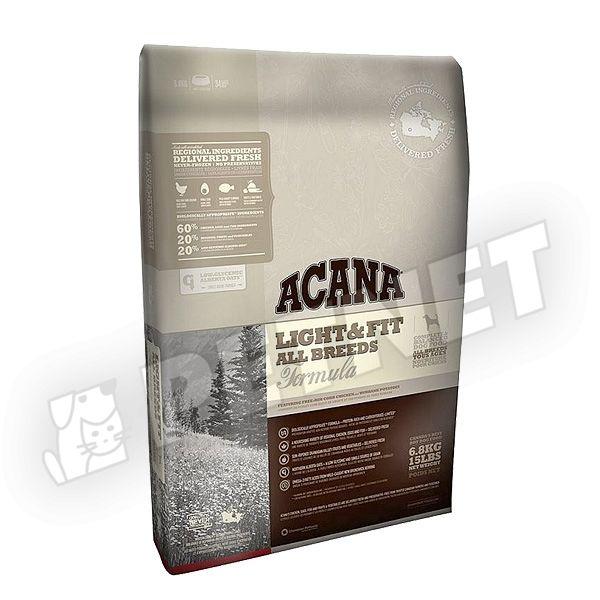 Acana Light & Fit 6kg