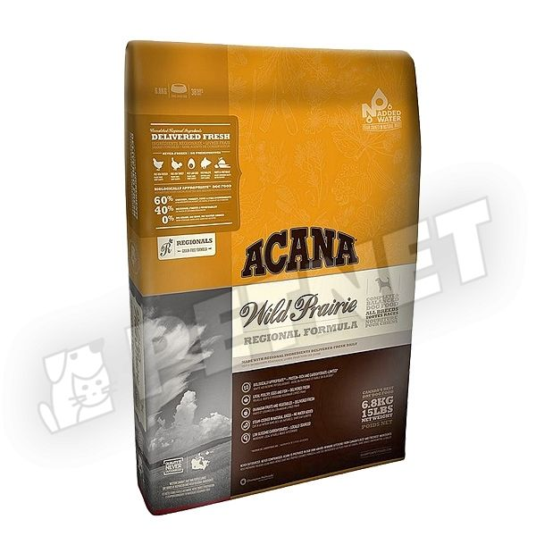 Acana Wild Prairie Dog Chicken 340g