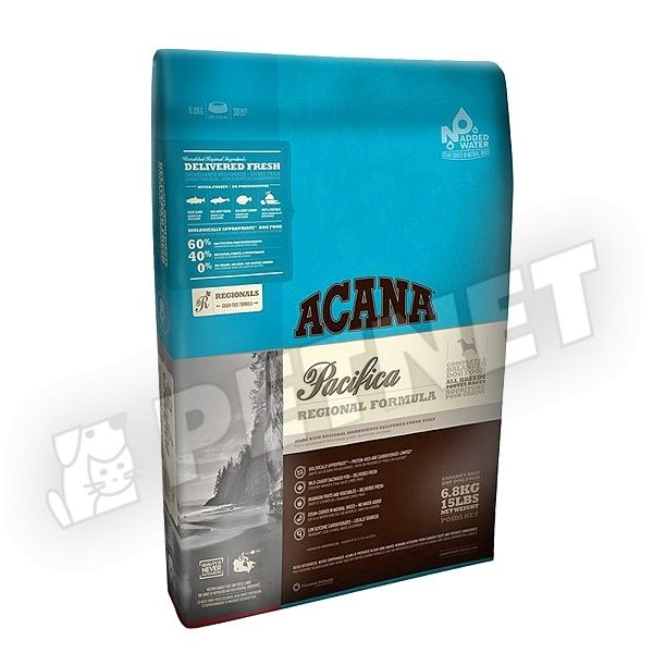 Acana Pacifica Dog Salmon Lazacos 11,4kg