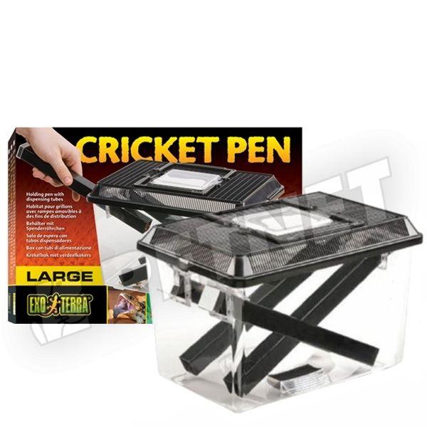 ExoTerra Cricket Pen Box L 30x20,5x19,5cm