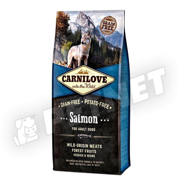 CarniLove  Adult Lazac 12kg