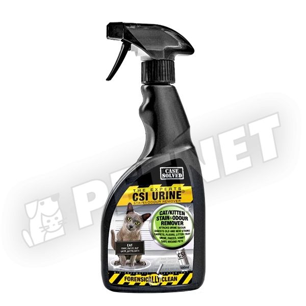 CSI Urine Cat Vizeletfolt eltávolító spray 500ml
