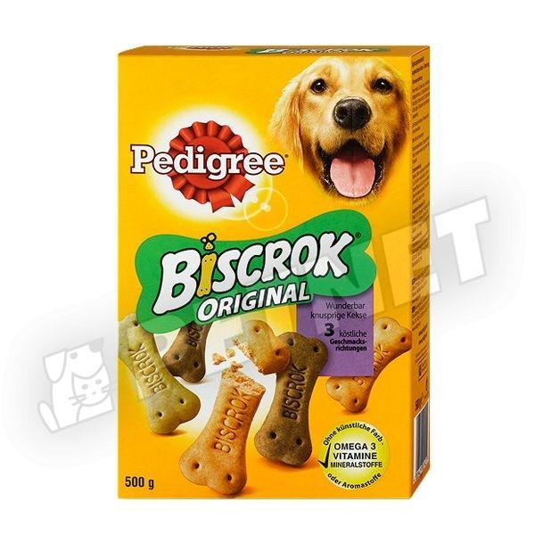 Pedigree Biscrok MultiMix 500g