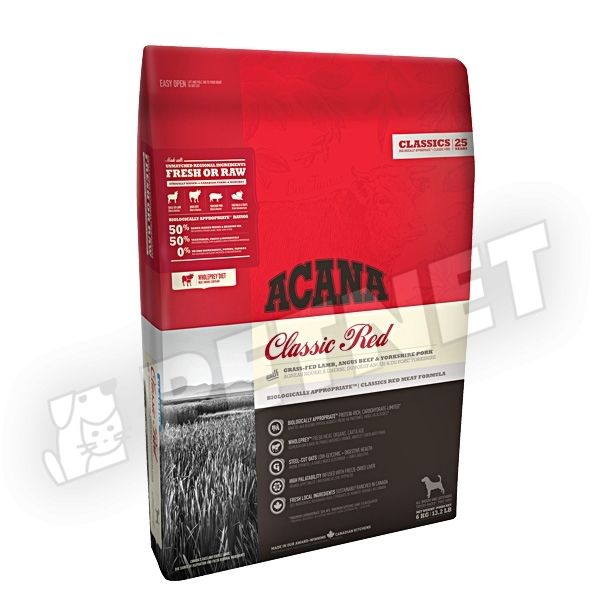 Acana Adult Dog Classic Red 17kg