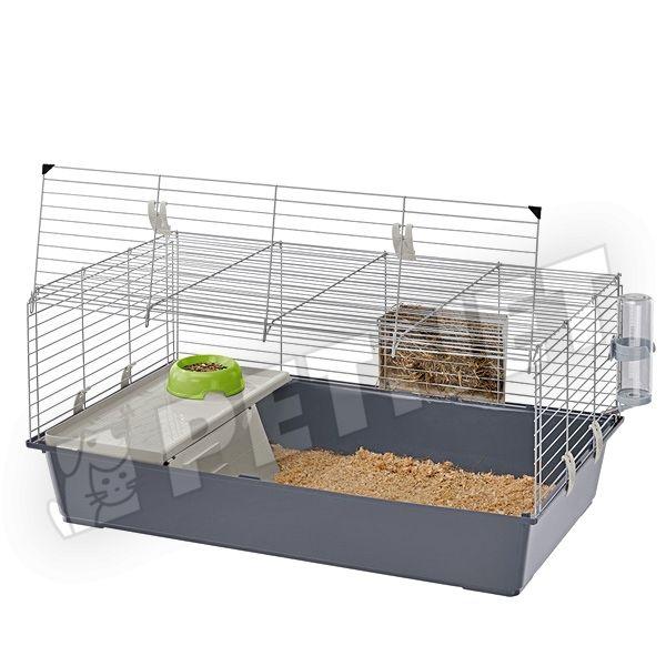 Ferplast Rabbit 100 felszerelt nyúlketrec 95x57x46cm