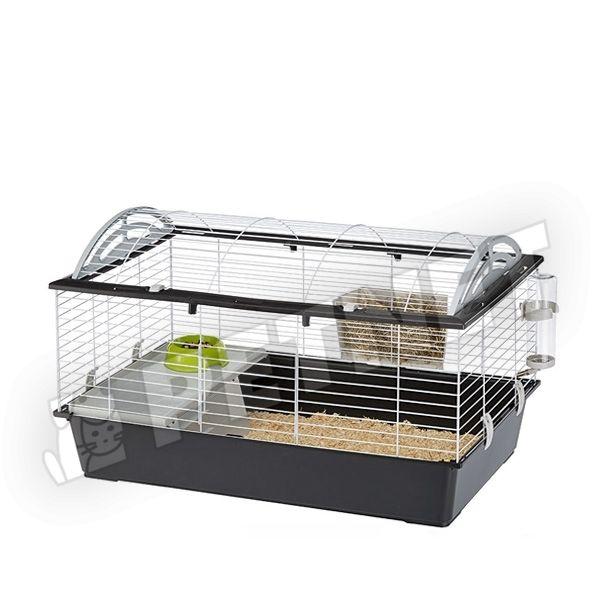 Ferplast Rabbit Casita 100 felszerelt nyúlketrec 99x57x56cm