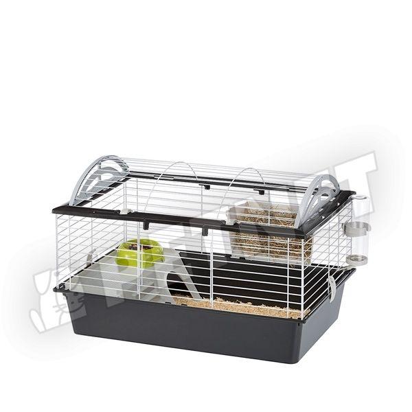 Ferplast Rabbit Casita 80 felszeret nyúlketrec 78x48x50cm