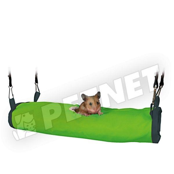 Trixie Cuddly Tunnel szőrmés alvótáska 9x30cm