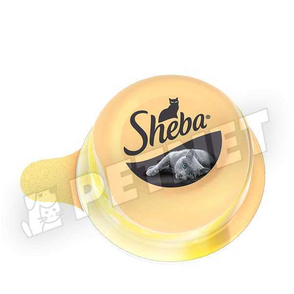 Sheba Dome Finom Filé Csirkemellfilé 80g