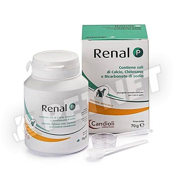 Candioli Renal Dogs & Cats P 70g