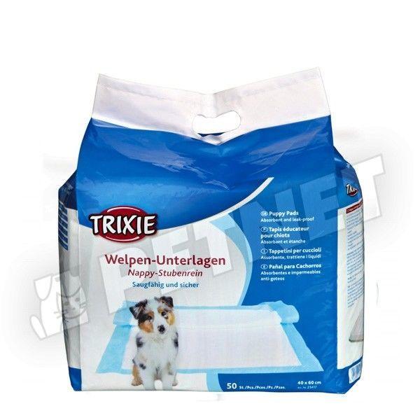 Trixie Nappy helyhez szoktató pelenka 60x40cm 50db