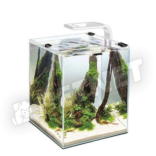 AquaEl Shrimp Set Smart LED 20 Fehér 25x25x30cm
