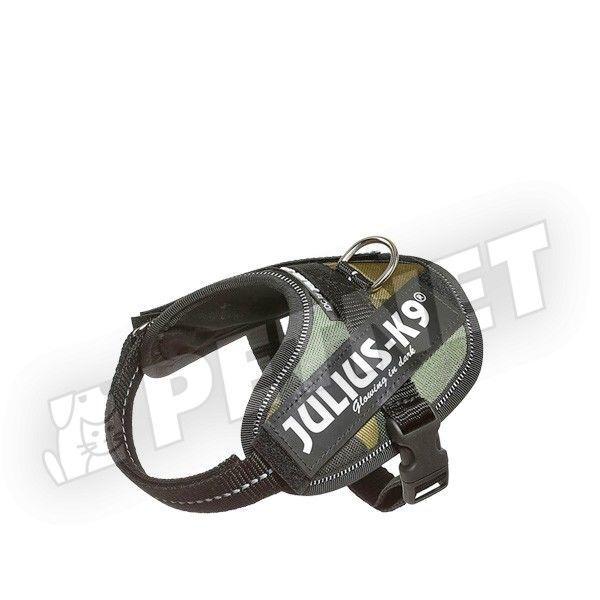 Julius K-9 IDC Powerhám Baby 2 Camouflage 33-45cm - hám mini és ... 0c70da4867