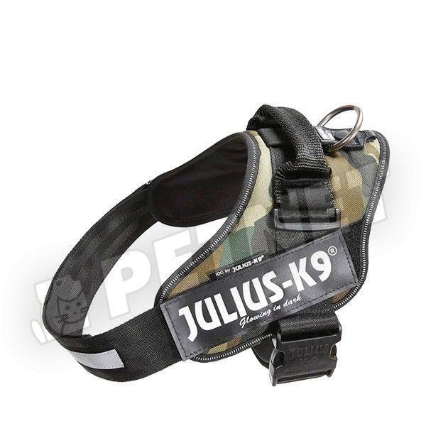 Julius K-9 IDC Powerhám 1 Camouflage 63-85cm - hám közepes és ... b583a55b37