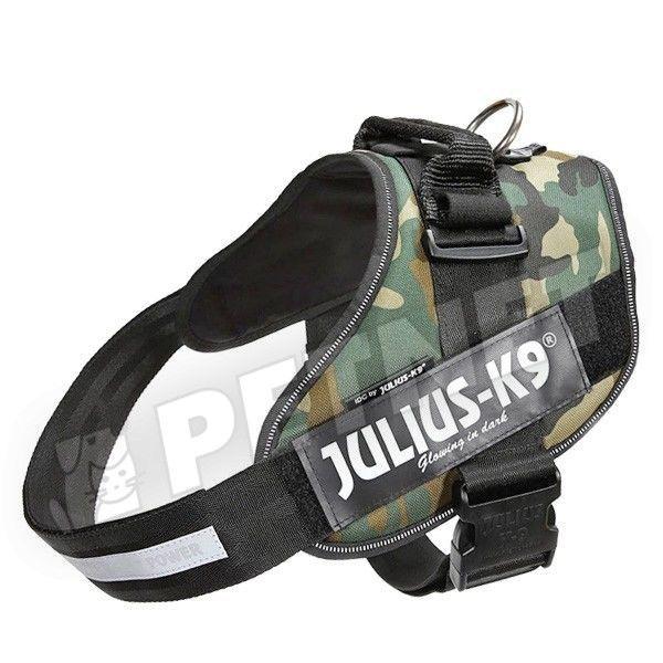 Julius K-9 IDC Powerhám 4 Camouflage 96-138cm - hám nagy és ... 8fdab0662d