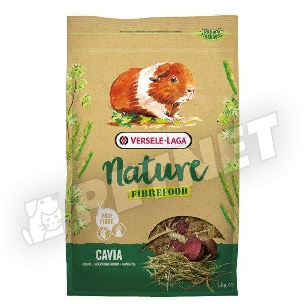 Versele-Laga Nature Fibrefood Cavia Gabonamentes 2,75kg