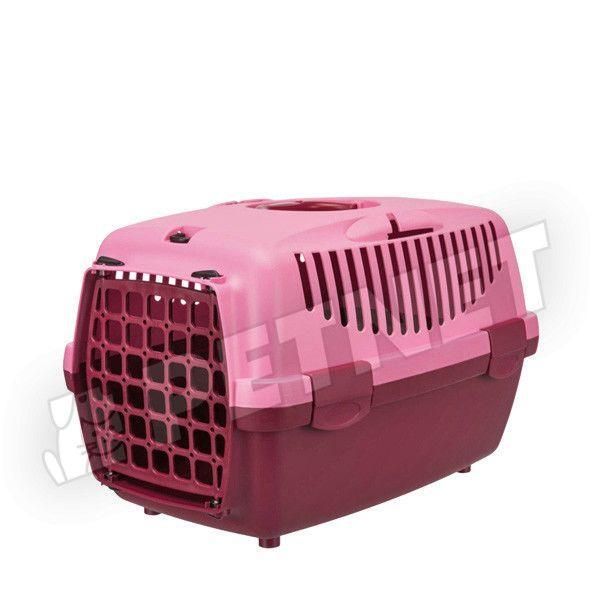 77b939f4f849 ... Capri 1 berry szállítóbox - Műanyag ajtós szállítóbox kistestű kutyák  és macskák számára Trixie