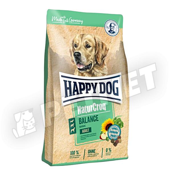 happy dog naturcroq balance 15kg kutyat p akt v. Black Bedroom Furniture Sets. Home Design Ideas