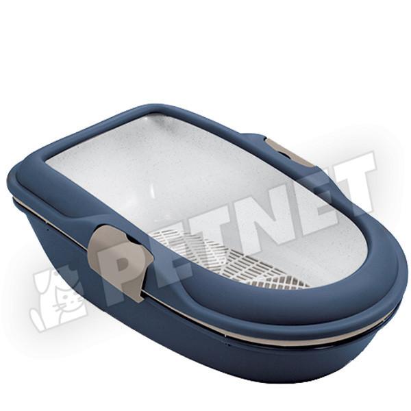 f68007974e99 Stefanplast Travel Chic Blue szállítóbox 35x50x32cm - műanyag ...