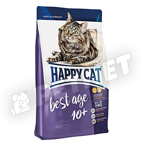 Happy Cat Fit & Well Best Age Senior +10 1,4kg