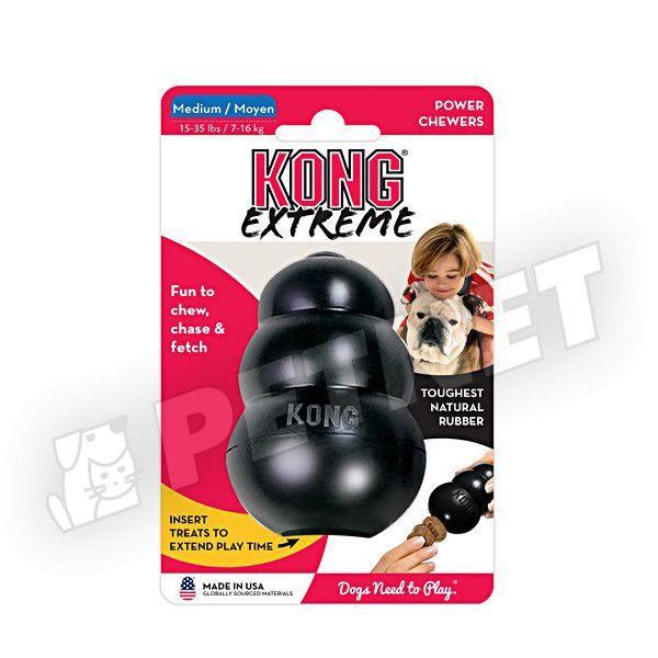 KONG Extreme Medium 7-16kg kutyajáték közepes testű kutyáknak