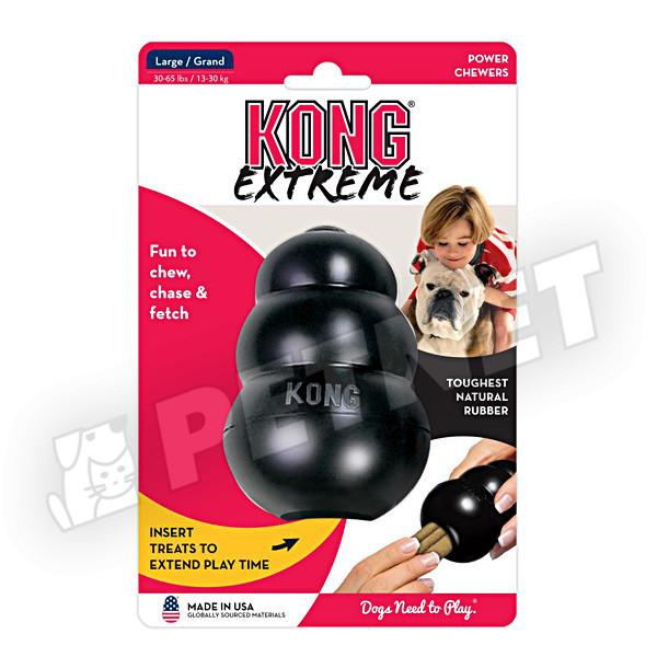 KONG Extreme Large 13-30kg kutyajáték nagytestű kutyáknak