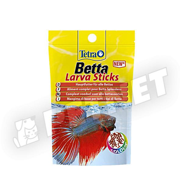 Tetra Betta Larva Sticks 5g