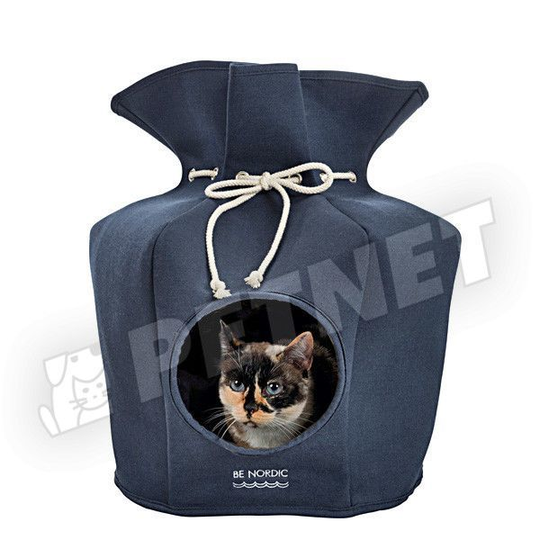 Trixie Be Nordic Cuddly Cave navy 40x56cm