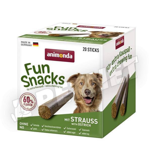 Animonda Fun Snacks strucchúsos rágórudak 20db 500g