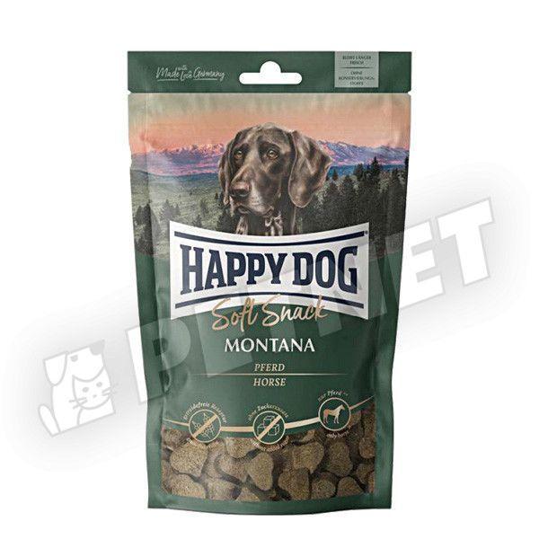 Happy Dog Soft Snack Montana jutalomfalat 100g
