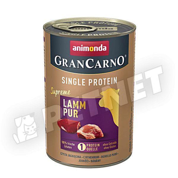 Animonda GranCarno Single Protein Bárány 400g