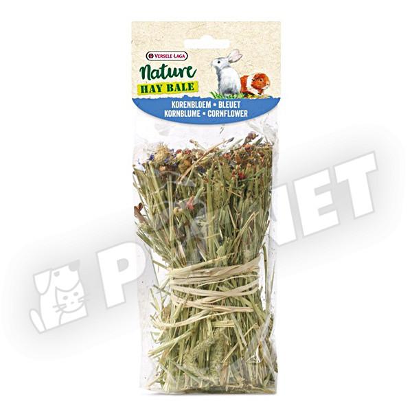 Versele-Laga Natural Hay Bale Timothy Extra széna búzavirággal 70g
