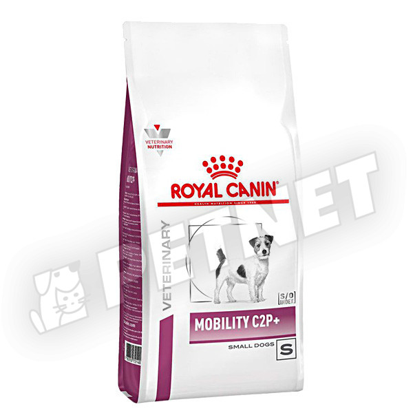 Royal Canin Mobility Small Dog C2P+ 2kg