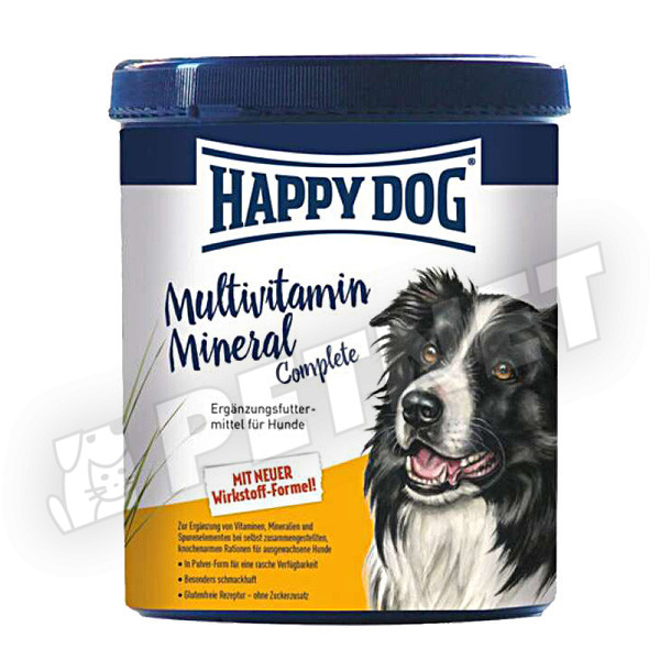 Happy Dog Multivitamin Mineral Forte 1kg