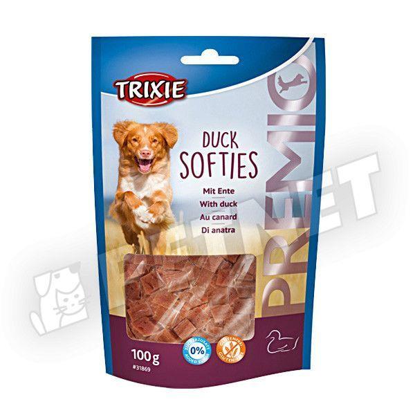 Trixie Premio Duck Softies Puha Kacsahús falatok 100g