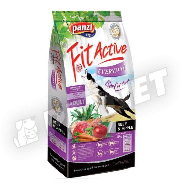 FitActive Everyday Beef & Apple XXL 15kg
