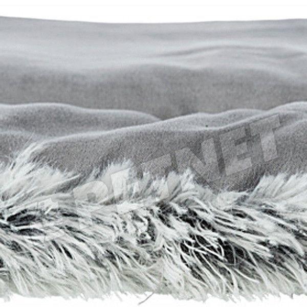Trixie Harvey Mat extrapuha szőrös kutyafekhely 75x55cm