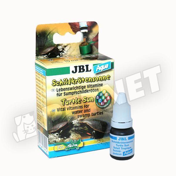 JBL Turtle Sun Aqua Vitamin 10ml
