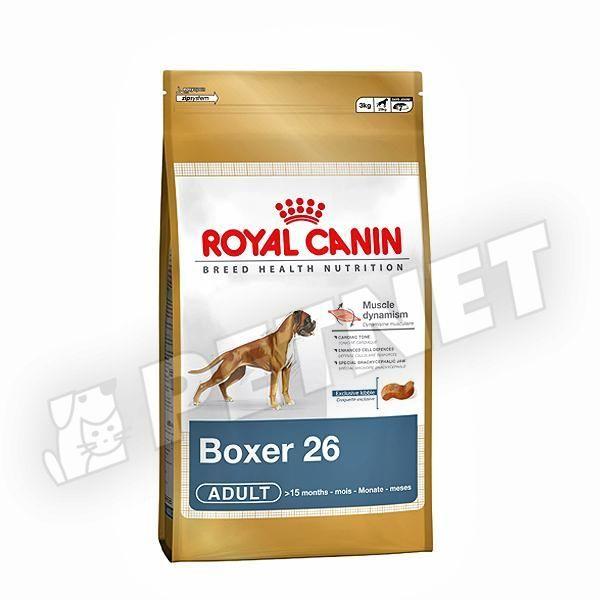 42d7fa062 Royal Canin Boxer 26 Adult 3kg